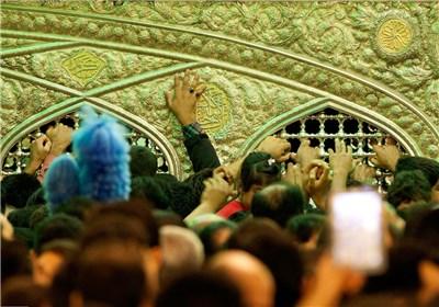 جاماندگان از زیارت امام رضا(ع) کلیک کنند+زیارت آنلاین