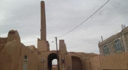 مسجد امام حسن مجتبی (ع) شهر سین به روایت عکس