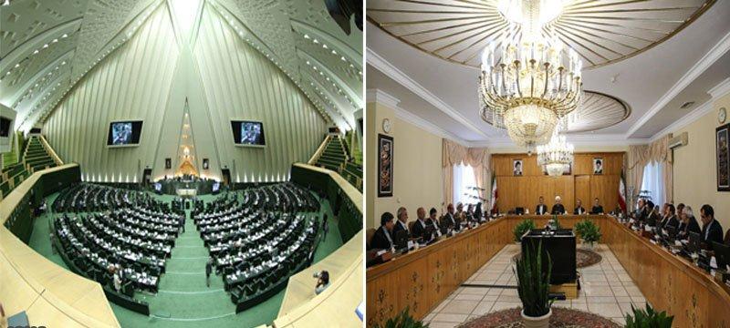نشست مشترک کمیسیونهای تخصصی مجلس و دولت برگزار شد