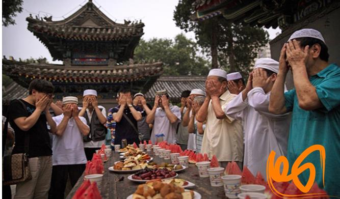 مراسم افطار در گوشه و کنار دنیا +تصاویر