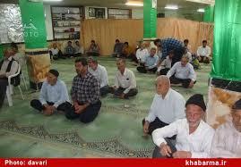 فیلم / سخنان آقای حسینی در مسجد صاحب الزمان (عج) دولت آباد