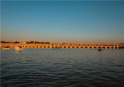 آب زایندهرود اسفندماه امسال دوباره در اصفهان جاری میشود