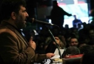 سروده حاج سعید حدادیان برای پیامبر مهربانی