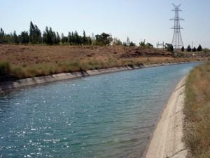 حاجی دلیگانی از جاری شدن آب در کانال کشاورزان «منطقه برخوار» خبر داد