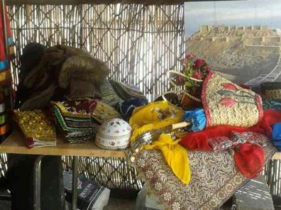 جشنواره گردشگری دانشگاه پیام نور دولت آباد آغاز شد +تصاویر