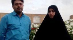 اثر هنرمندانه مجتبی زارعان و همسرش بر روی قبر مطهر امامزاده نرمی (ع)