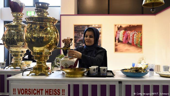 نوع جدیدی از گردشگری آلمانی در ایران!