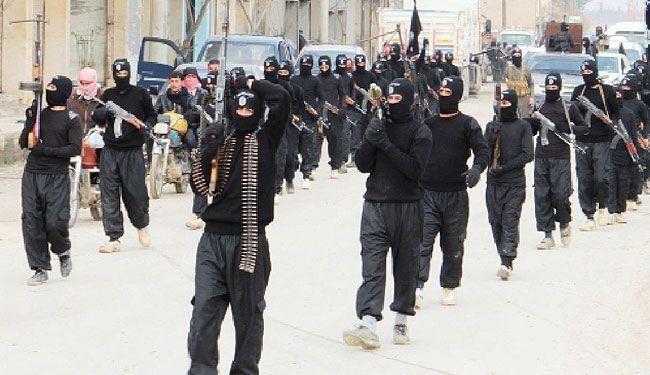 مخوفترین گروه تروریستی در جنوب سوریه چه میکند؟