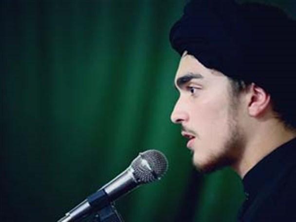 سخنرانی مخفیانه پسر سید حسن در یکی از روستاههای گرگان+عکس