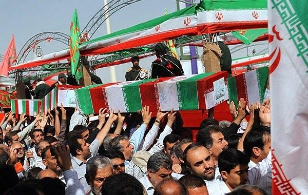 یکشنبه، روز طلایی دولت آباد در میزبانی از گمنامان شهید