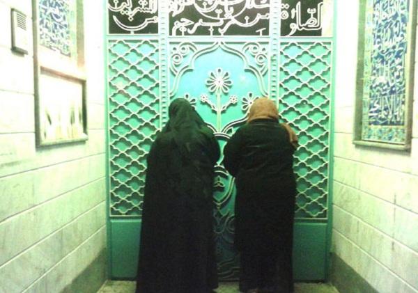 دق الباب مساجد در شب اول ربیع الاول مستند نیست