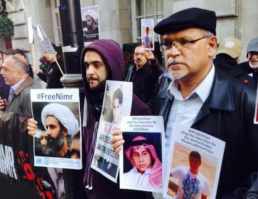 سفارت سعودی در آتش، درست یا اشتباه؟