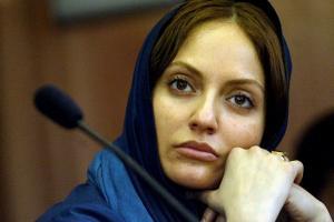 تکذیبه انتخاباتی مهناز افشار + عکس