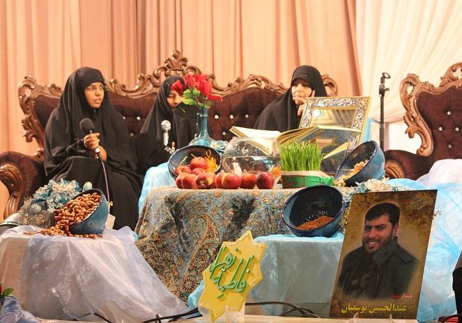 اجتماع عظیم بانوان زهرایی در همایش قرار زهرایی/ تصاویر