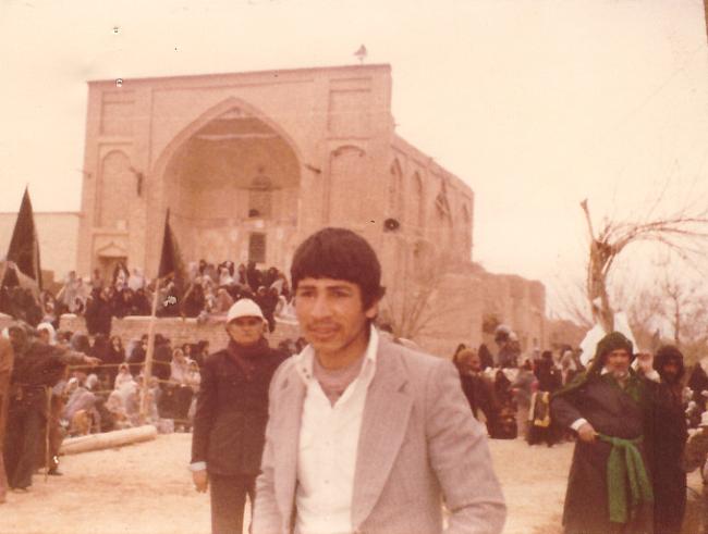 مسجد دوازده امام دولت آباد در قاب خاطرات/ عکس