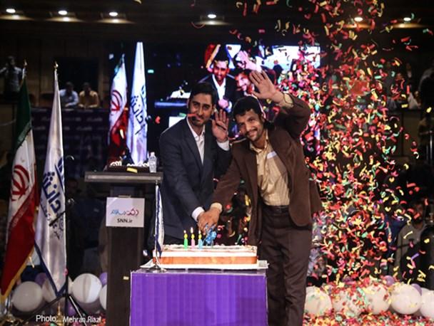 تصاویر/جشن سه سالگی طنز دکتر سلام