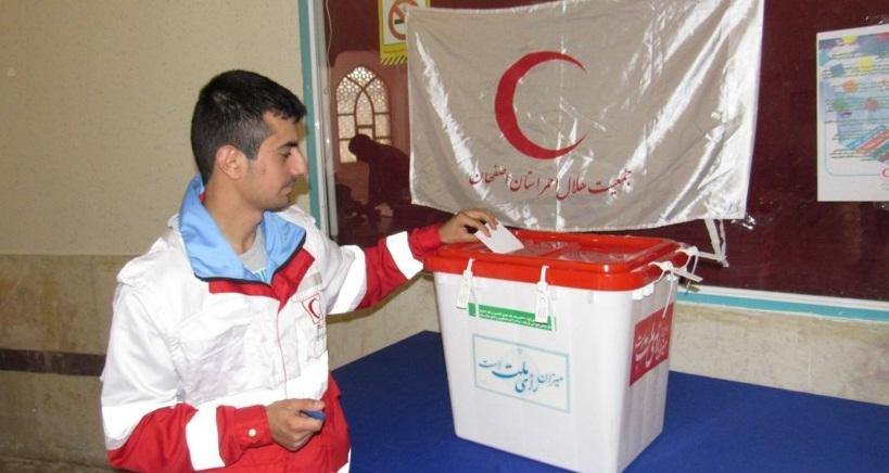 اعضای شورای اجرایی جمعیت هلال احمر برخوار انتخاب شدند/ تصاویر