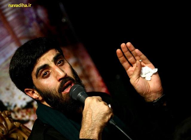 دانلود مداحی زیبای سیدرضا نریمانی برای شهدای مدافع حرم +صوت