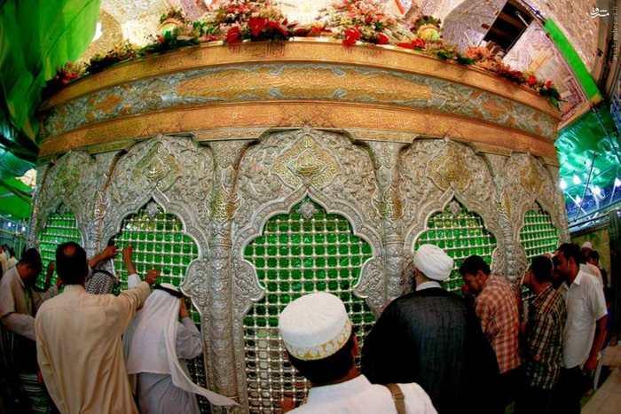 عکس/ کربلا در روز میلاد امام حسین (ع)