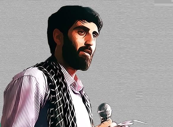 گپ داغ با سیدرضا نریمانی مداح مشهور برخواری / صوت