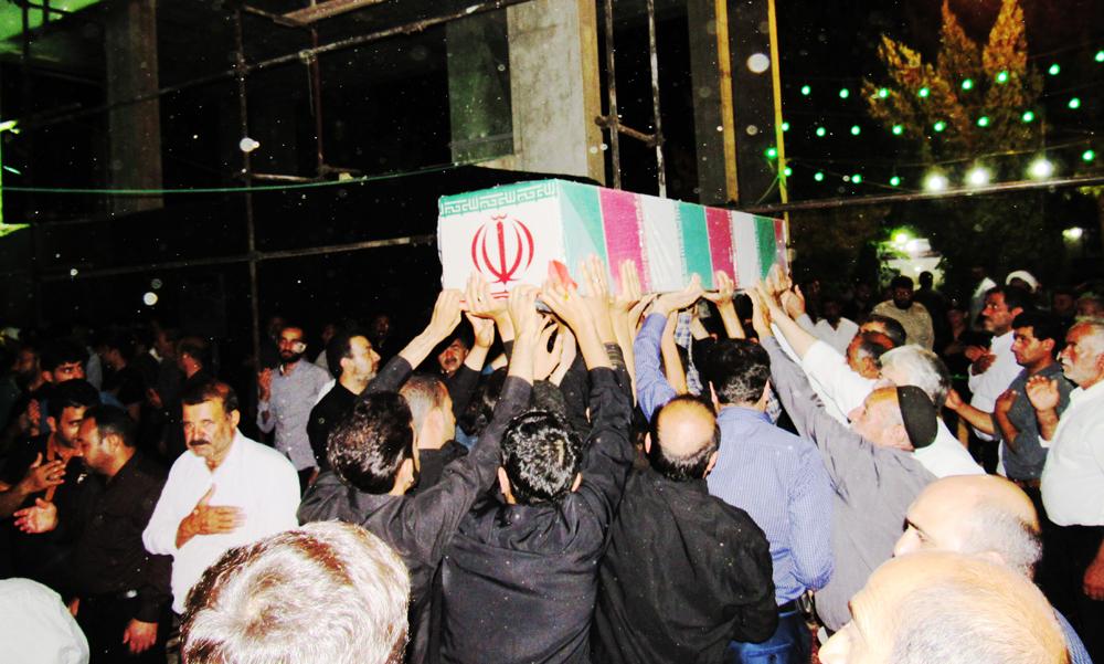 سوگواری مردم سین برخوار در عزای صادق آل محمد (ع) /تصاویر