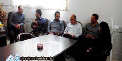 تشکیل جلسه بررسی مشکلات اصناف در برخوار/ عکس
