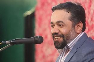 صوت/ مولودیخوانی محمود کریمی به مناسبت عید غدیر خم
