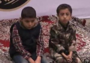 قولهایی که فرزندان شهدای مدافع حرم به پدرشان دادهاند + فیلم