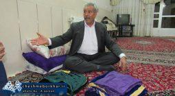 عشق امام حسین (ع) بود که حر خوانم کرد / تصاویر