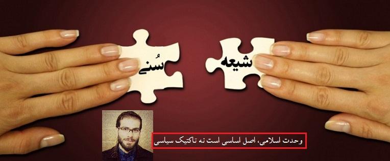 وحدت اسلامی همان وحدت تاکتیکی است؟/ تقیه مداراتی در سایه وحدت اسلامی