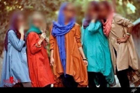 زیبایی هایی که از دختران ایرانی دزدیده می شود