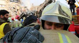 بسیج دانشجویى برخوار شهادت آتش نشانان غیور کشور را تسلیت گفت