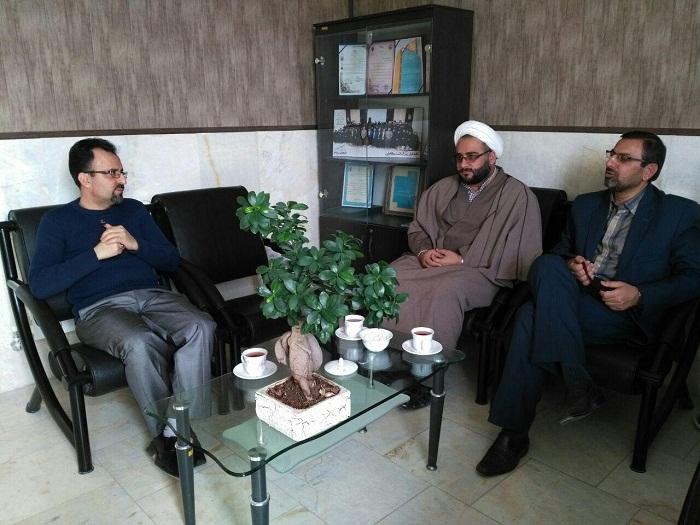 آمادگی بخشداری و امام جمعه حبیب آباد برای همکاری با کمیته امداد