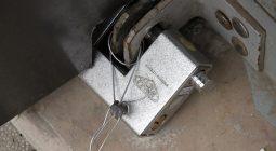 شناسایی و پلمپ واحد غیر مجاز آسیاب ادویه در منطقه صنعتی دولت آباد