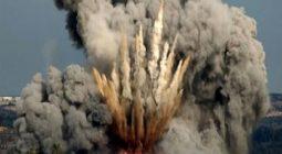 صدای مهیب انفجار در گوش مردم روستای دنبی برخوار/ فیلم
