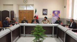تاکید معاون فرماندار بر فرهنگ سازی مقوله ایثار و شهادت در شهرستان