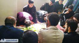 دانشکده علوم قرآنی دولت آباد منور به حضور شهید ۱۹ساله شد+ تصاویر