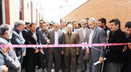 افتتاح اولین مجموعه ورزشی تمام دیجیتال استان در شهر دستگرد+ تصاویر