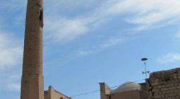 اختصاص ۳۰۰ میلیون ریال برای مرمت مسجد و مناره سین برخوار