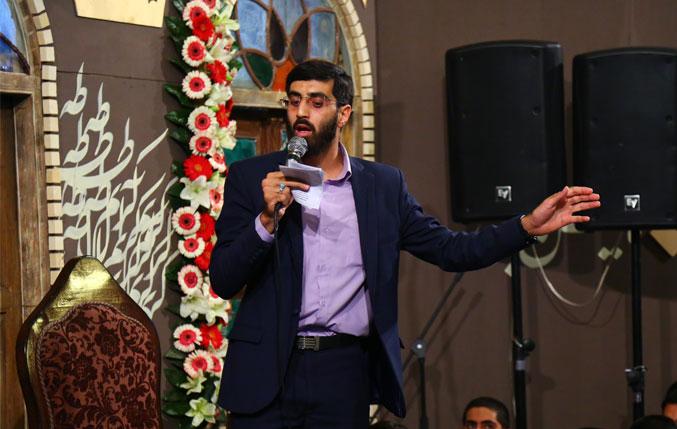 مولودی سید رضا نریمانی به مناسبت مبعث رسول رحمت (ص) +دانلود