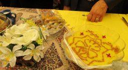 نمود ذوق و قریحه بانوان حبیب آباد در تهیه ۸۰ نوع غذای محلی+ تصاویر