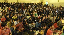 حضور پرشور مردم حبیب آباد در جشن میلاد پرچمداران عشق/ تصاویر