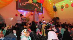 جشن میلاد حضرت رقیه (س) در بیت الرقیه (س) دولت آباد/ تصاویر