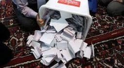 غیررسمی/ نتایج آراء انتخابات رباست جمهوری به تفکیک شعب اخذ رای