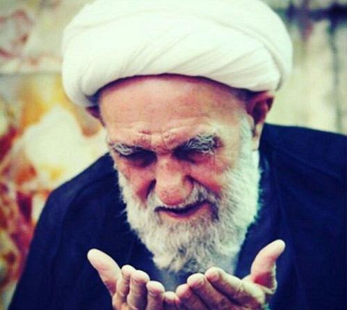 توصیه انتخاباتی آیت الله ناصری به مردم+ فیلم