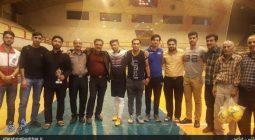 تیم سرچشمه، قهرمان مسابقات فوتسال جام رمضان شهرستان برخوار شد+ تصاویر