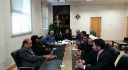 جلسه شورای منتخب شهر حبیب آباد با اعضای شورای دوره چهارم