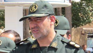 پیام تشکر فرمانده سپاه برخوار برای حضور حداکثری مردم در بدرقه از کاروان شهدا