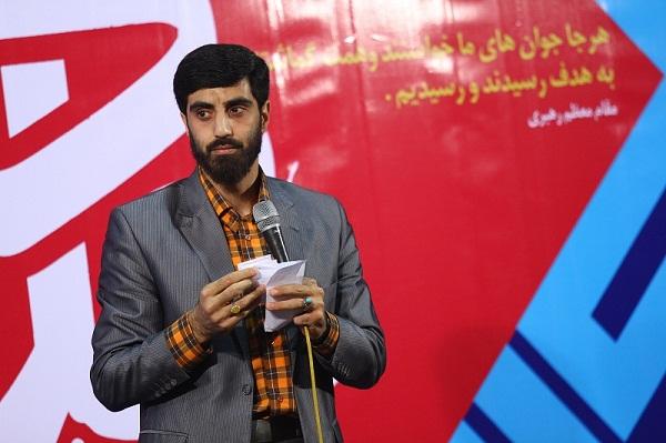 صوتی سیدرضا نریمانی/ کرببلا همیشه بوده برام یه مکتب