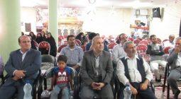افتتاح مرکز خانه قرآنی غنچه های یاس نبی در شاپور آباد+ تصاویر